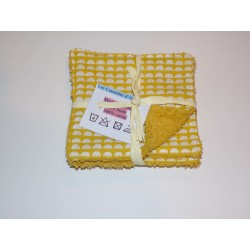 Lingettes Moutarde (Lot de 4)